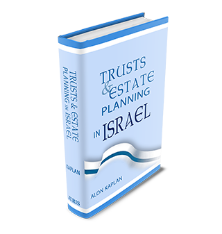 Trusts and Estate Planning in Israel Cover Image